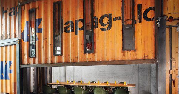 Dormir en el puerto ad espa a d r caf bar resto - Gimnasio espana industrial ...