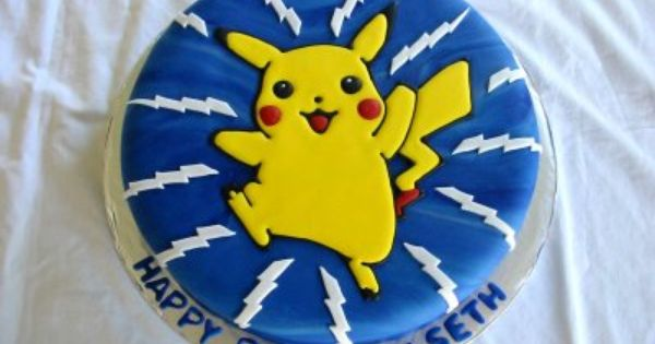 Pikachu Cake Adorable Google Image Result For Http 4