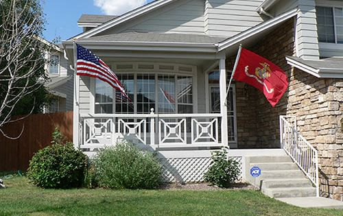 Show Your Pride In Your New Marine By Knowing American Flag