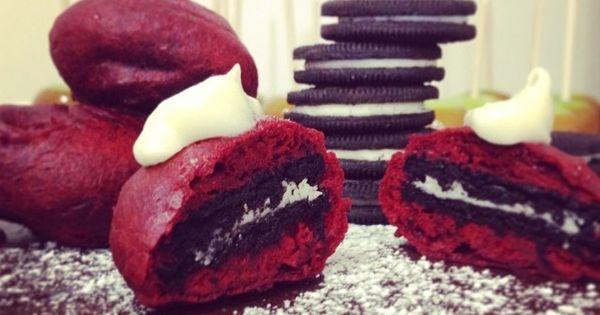 How To Make Red Velvet Funnel Cake Batter