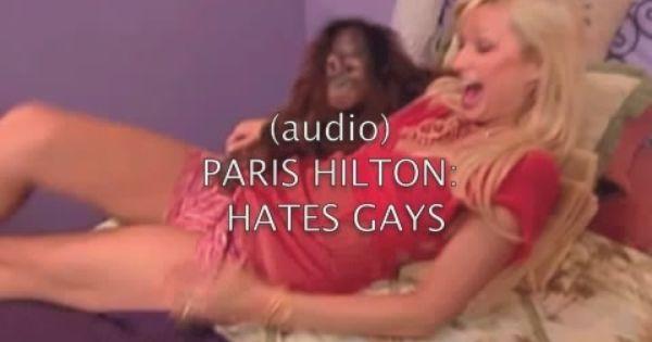Gay Paris Hilton 14