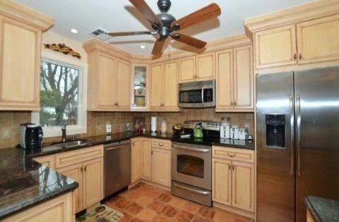 18 W Farms Ln Commack Ny 11725 Split Level Kitchen