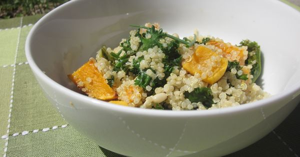 Quinoa salad, Quinoa and Lemon on Pinterest