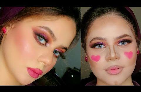 مكياج عروسه بالخطوات ميك اب كالمحترفين Youtube Beauty Makeup Tutorial Beauty Makeup Makeup Tutorial