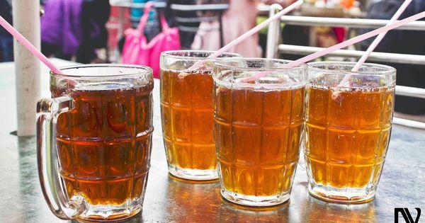 Fruit beer at momo mia arunachal pradesh in dilli haat for Arunachal pradesh cuisine