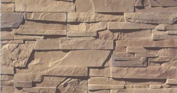 Stone Master Roma Stone Veneer At Menards To Redo The