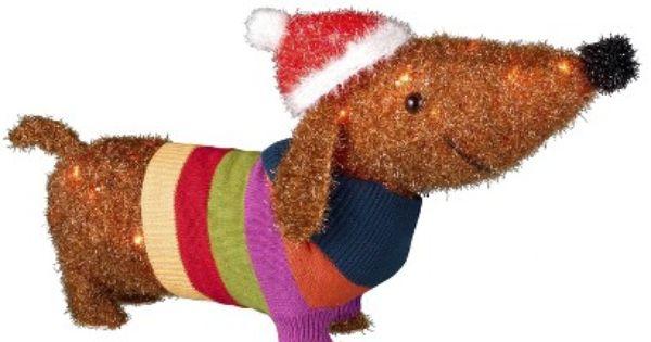 My Son Got Me One Dachshund Christmas Christmas Decorations
