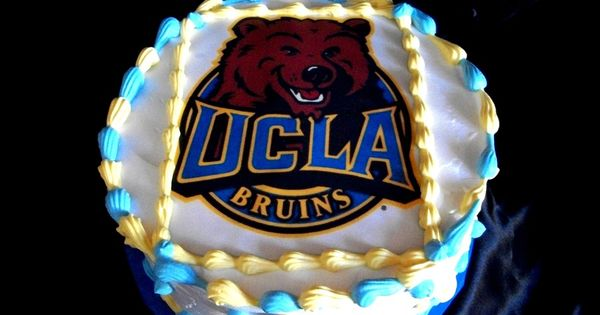 Ucla Cake Eat Cake Pinterest Cakes