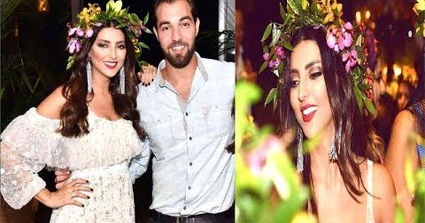مريم سعيد تحتفل بعيد ميلادها وترقص مع صديقها باسل الزارو Ruffle Blouse Women Fashion