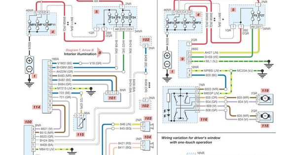 Peugeot 206 Wiring Diagram Line Diagram And Wiring Schemes Electrical Wiring Diagram Peugeot Diagram Online