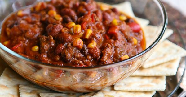 Chili, Chili recipes and Everything on Pinterest