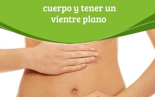 3 aguas detox para limpiar el cuerpo y tener un vientre - Infusiones vientre plano ...