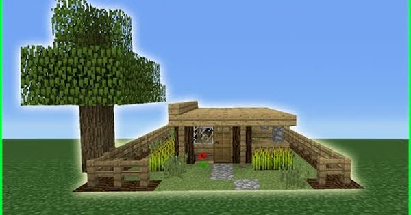 Minecraft Tutorial How To Make The Smallest Survival House Ever Youtube Minecraft Tutorial Minecraft Minecraft Blueprints