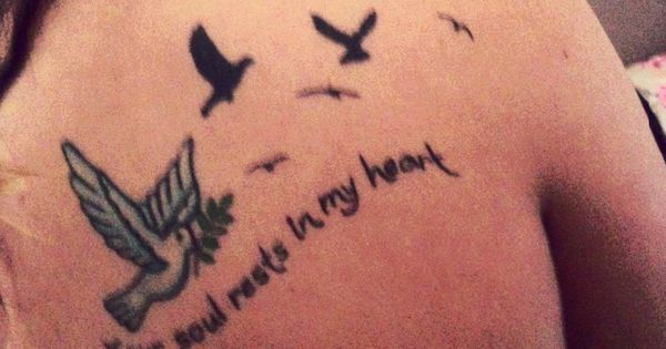 Tattoo Quotes For Passed Loved Ones