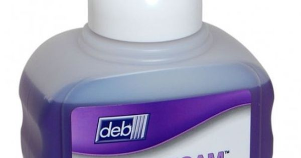 Debsbs Instantfoam Free Non Alcohol Foaming Hand Sanitizer 12