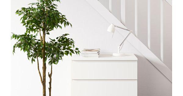 Fejka planta artificial en maceta ikea andreina - Ikea plantas artificiales ...