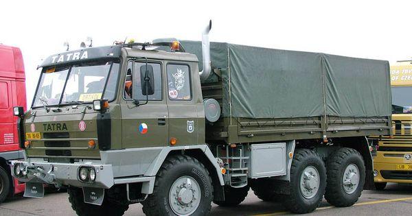 Truck Show 2005 Tatra Auto Tatra Cz 1850