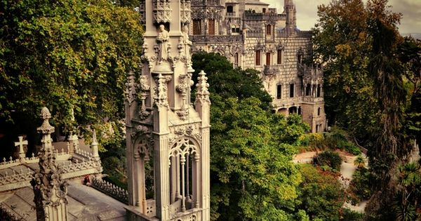 Quinta da Regaleira, Sintra, Portugal This is a wonderful place!!!