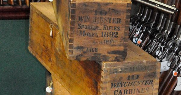 Winchester Shipping Crates...   ARMAS ...   Pinterest ...