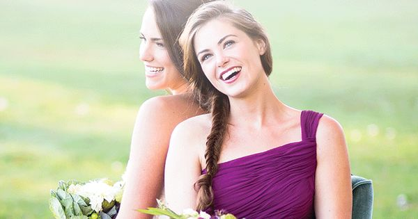 Everything you need to know about your maid of honor duties.