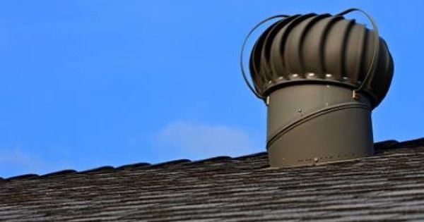 How To Install A Turbine Chimney Cap With Images Installation Roof Installation Roof Repair