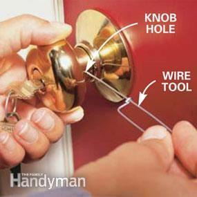 How To Rekey A Door Lock Diy Screen Door Door Locks Home