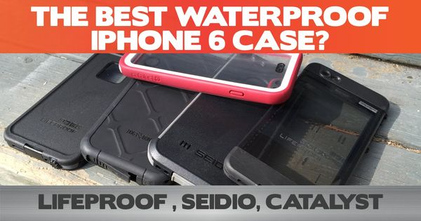 Catalyst Iphone Case Vs Lifeproof