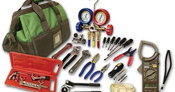 Elenco Hvac Technician Master Tool Kit Tk 8500 Hvac Technician Tools Hvac Tools Hvac Technician
