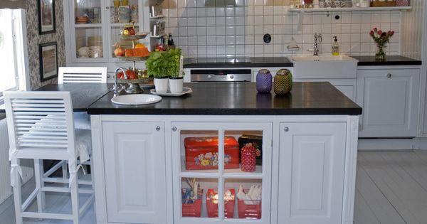 Kitchen island. Köksö från Wernerssons Snickeri | Kök | House ...