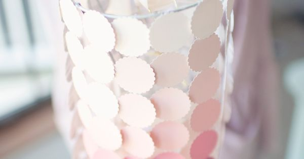 DIY Paint Swatch Chandelier Such an awesome idea!!! plus its practically free!