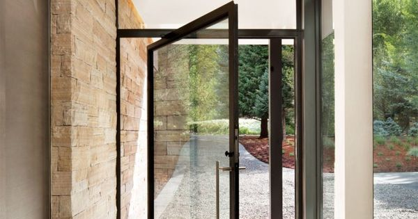 Architects Rich Pavcek And Charles Cunniffe Designed A
