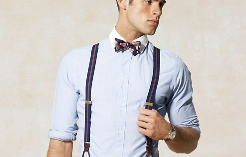 Need: Suspenders.
