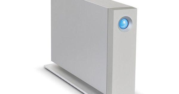 Lacie D2 Thunderbolt 2 Usb 3 0 6tb Open Box Stex6000400 691197643936 Ebay External Hard Drive Hard Drive Usb