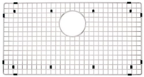 Blanco Bl221206 Stainless Steel Sink Grid For Super Single Bowl Sink Grid Stainless Steel Kitchen Sink Stainless Steel Sinks