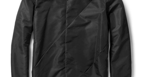 Raf SimonsCross-Seam Utility Jacket MR PORTER