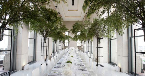 The Gorgeous 620 Loft Garden In Nyc Modern Wedding