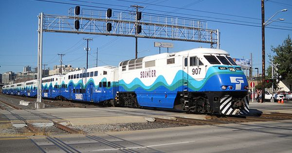 Tell Sound Transit How To Improve Sounder Stations Sounders Train Commuter Train