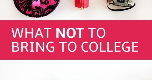 College Dorm Room Essentials List
