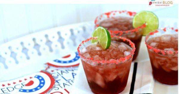 4th july shot recipe