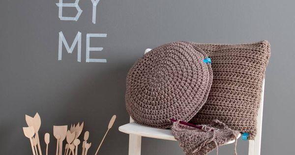 kissen h keln anleitung kissen stricken pinterest h keln anleitung kissen und anleitungen. Black Bedroom Furniture Sets. Home Design Ideas
