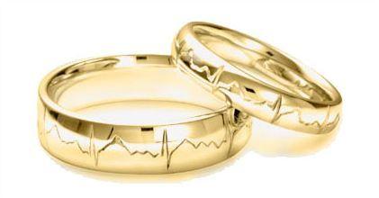 gran selección de 188b9 98301 Top 10 anillos de boda originales | anillos originales ...