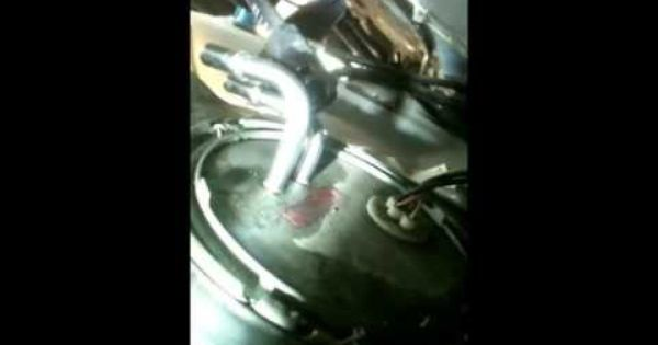 How To Change A Fuel Pump 1999 Ford Taurus Works For Many Models Save Money Mercury Sable Taurus Fuel