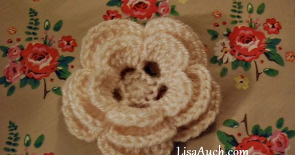 Free Crochet Patterns And Designs By Lisaauch : Free Crochet Patterns and Designs by LisaAuch: EASY Free ...