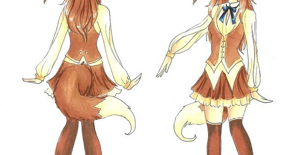 Eevee Gijinka By Rockbat On Deviantart ☆★ ︎ 。 Drawing 。 ︎★☆ Pinterest Deviantart