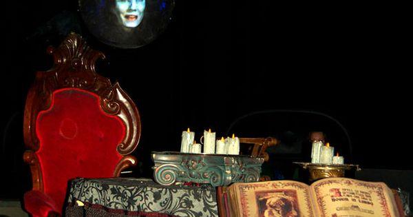 Davelandblog Freaky Fridays The Haunted Mansion Madame