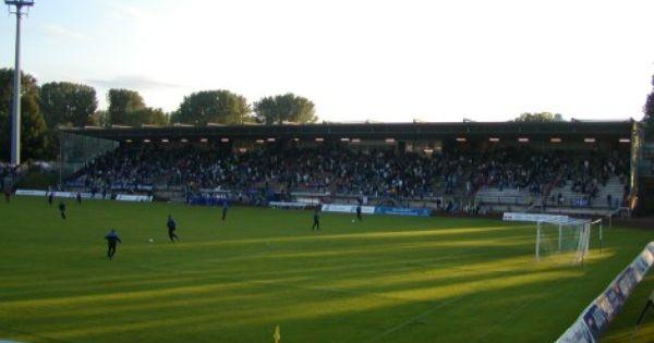 Sv Darmstadt 98 Stadion Am Bollenfalltor Con Imagenes
