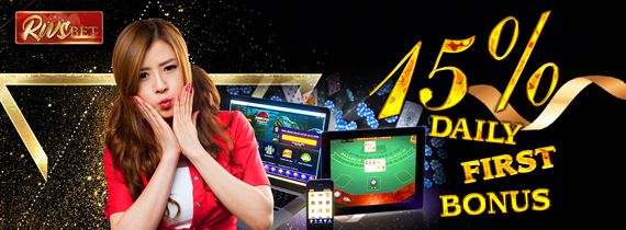 Daily Topup Bonus 15 Only With Us Join Rws178 Online Casino