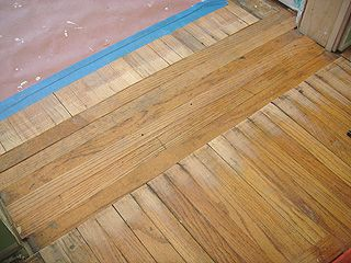 Making A Repair Patch In Thin Hardwood Flooring Hardwood Floors Flooring Hardwood