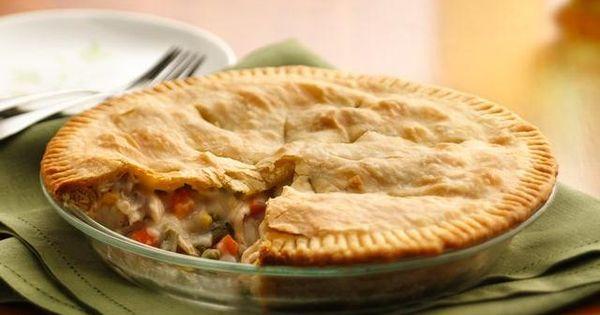 Classic Chicken Pot Pie | Recipe | Pot Pies, Chicken Pot Pies and Pots