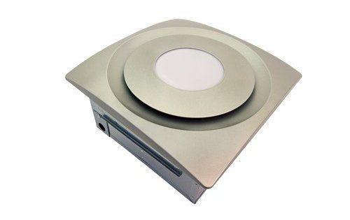 Aero Pure Low Profile 90 Cfm 0 3 Sones Slim Fit Bathroom Ceiling